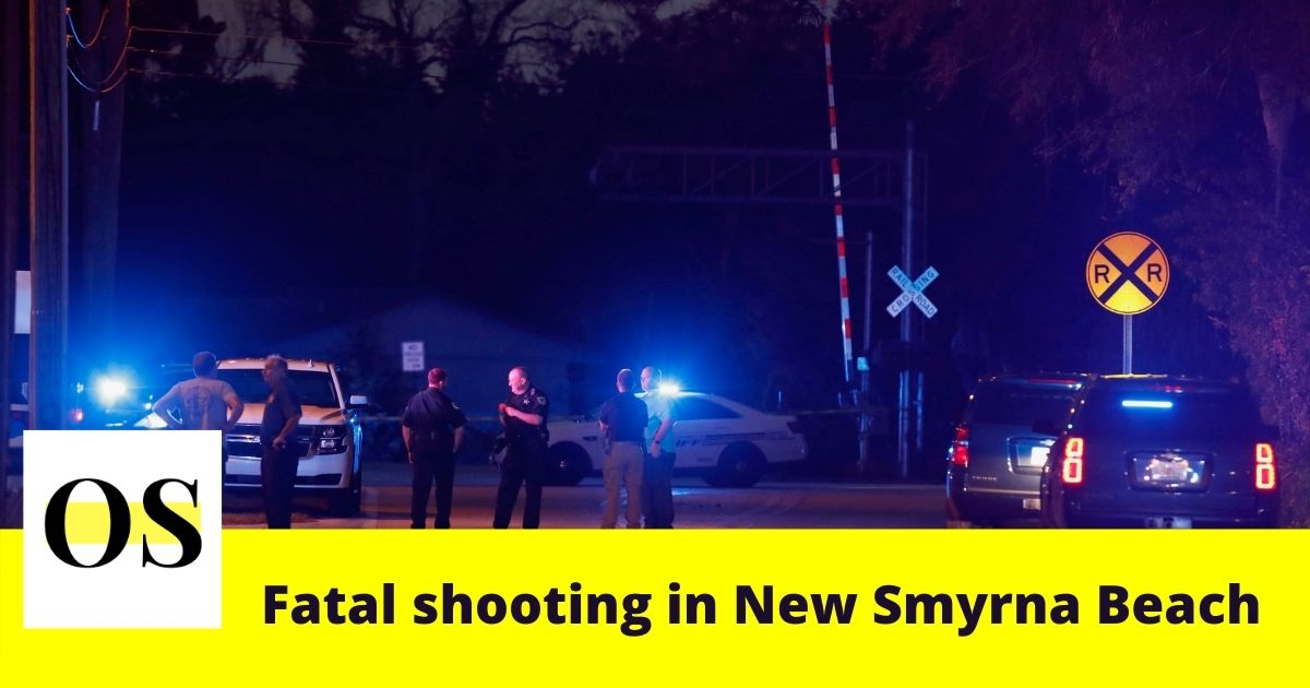 1 dead during a shooting in New Smyrna Beach 2