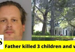 Father accused of killing 3 children, wife as well as family dog in Celebration 5