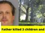 Father accused of killing 3 children, wife as well as family dog in Celebration 16