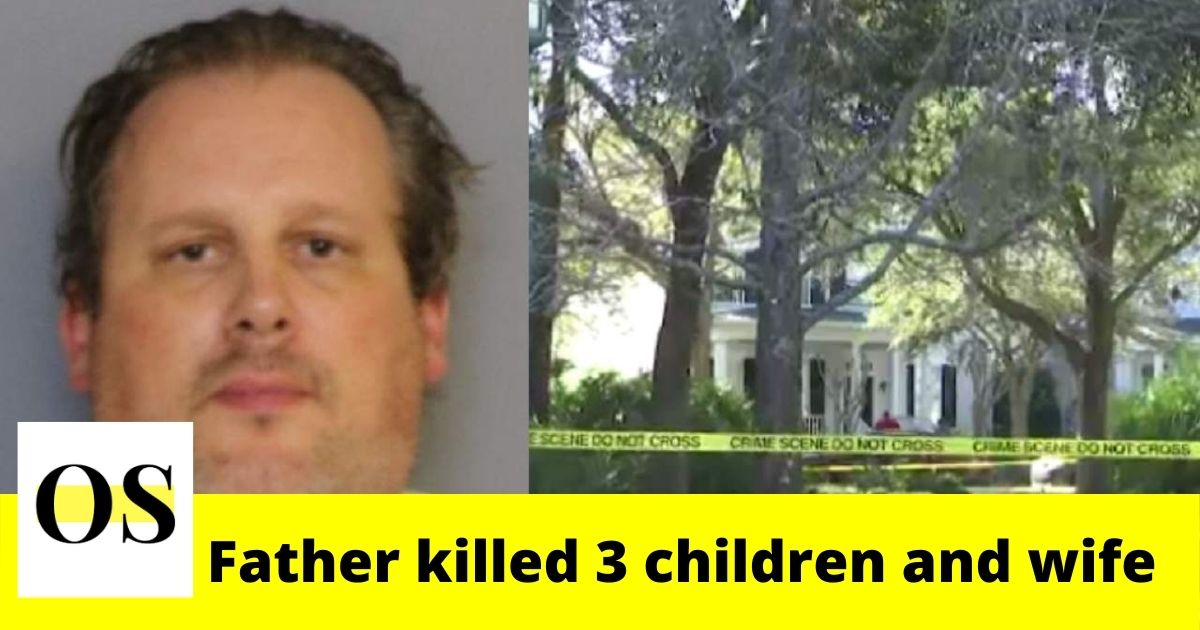 Father accused of killing 3 children, wife as well as family dog in Celebration 3