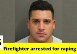32-year-old Kissimmee firefighter arrested for raping child 7