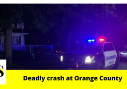 1 dead in a crash in southeast Orange County 8