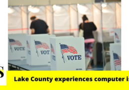 Lake County experiences computer issues on Election Day 9