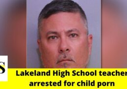 46-year-old Lakeland High School teacher arrested for child porn 6