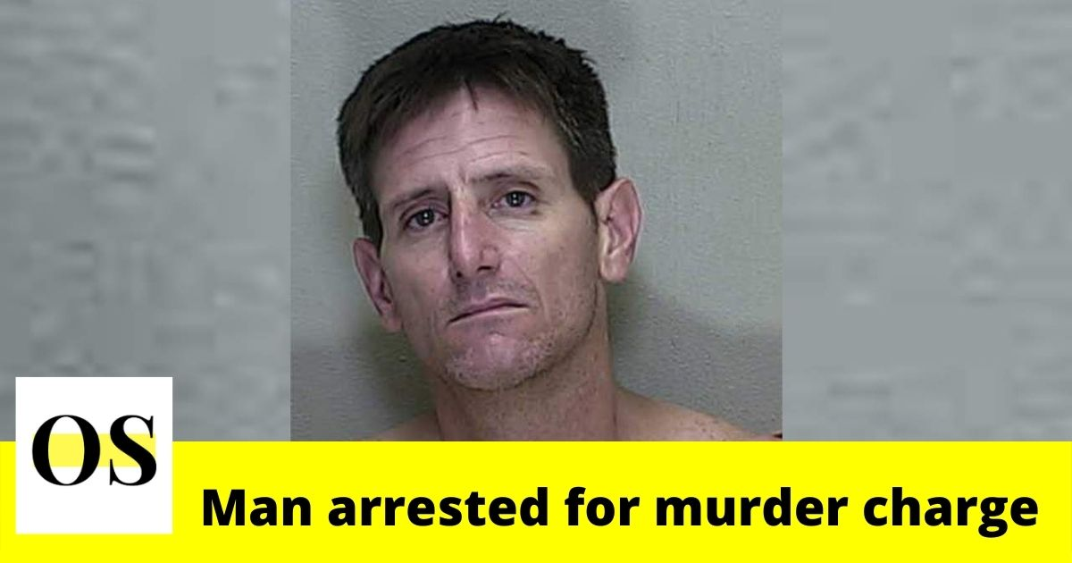 36-year-old arrested for murder charge in man's overdose death in Ocala 1