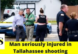 Man seriously injured in shooting at Circle K in Tallahassee 9