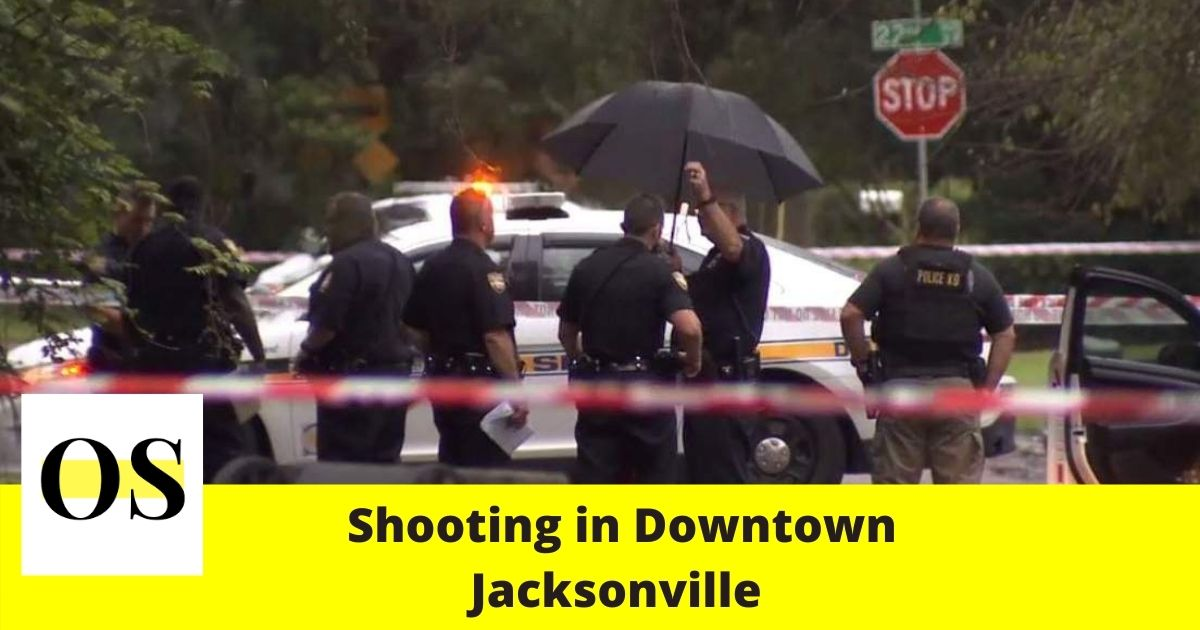 Man shot in Downtown Jacksonville