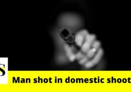 A man shot in a domestic situation in Wesconnett home 12