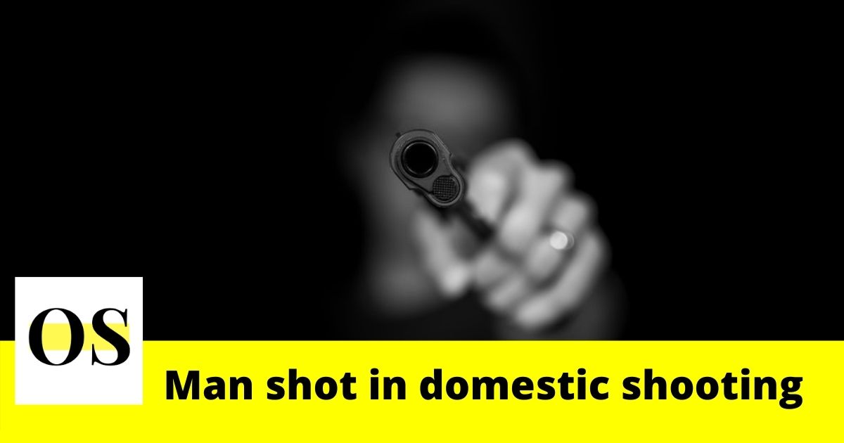 A man shot in a domestic situation in Wesconnett home 1
