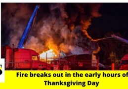 Large fire breaks out in the early hours of Thanksgiving Day in Daytona Beach 8