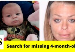 4-month-old endangered baby missing from Ocala 9