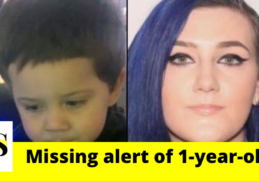 1-year-old Pasco County boy's missing alert 1