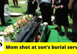 Mom shot at son's burial service in Cocoa 6