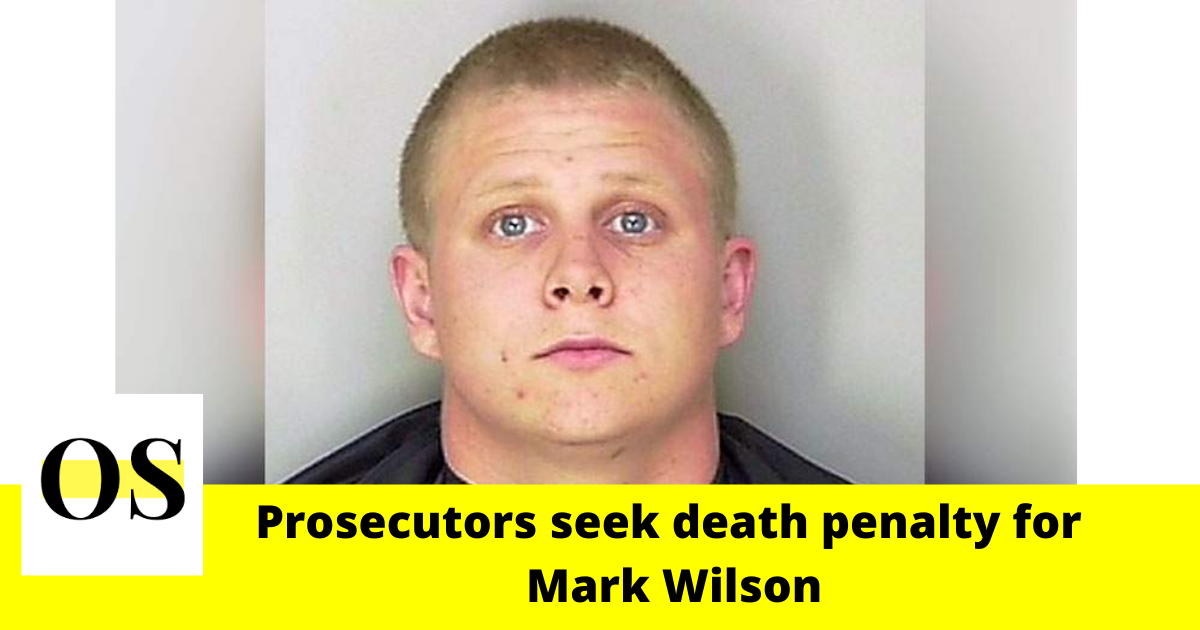 Prosecutors seek death penalty for man