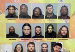 """9 people arrested in operation """"Bad Candy"""" in Putnam County 5"""