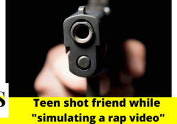 """18-year-old Florida teen shot his friend while """"simulating a rap video"""" 6"""