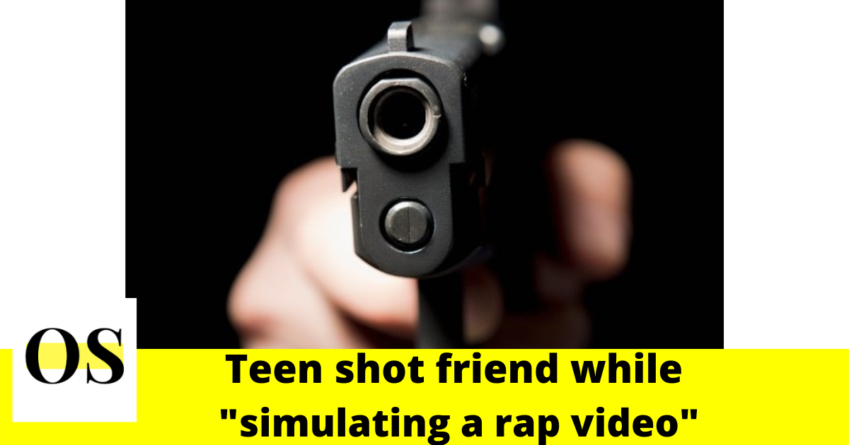 "18-year-old Florida teen shot his friend while ""simulating a rap video"" 3"
