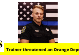 24-year-old Orange deputy said field trainer threatened him 12