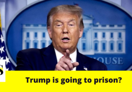 Is Trump going to prison after stripping off power? 5