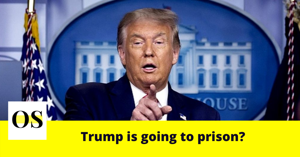 Is Trump going to prison after stripping off power? 1