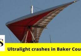 53-year-old pilot seriously injured after an Ultralight crashed in Baker County 2