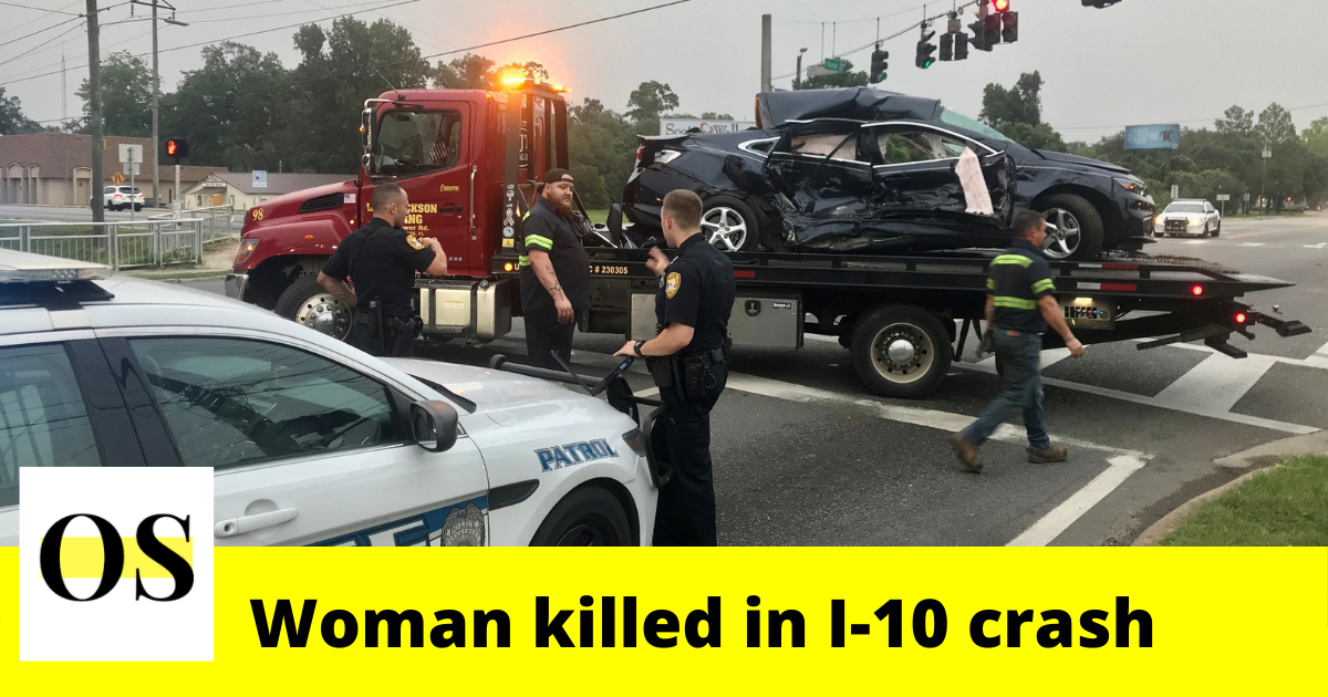 32-year-old woman killed in Interstate 10 crash in Tallahassee 2