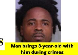 Lake Wales man brings 8-year-old with him during crimes to 'toughen him up', says Polk County Sheriff's Office 3