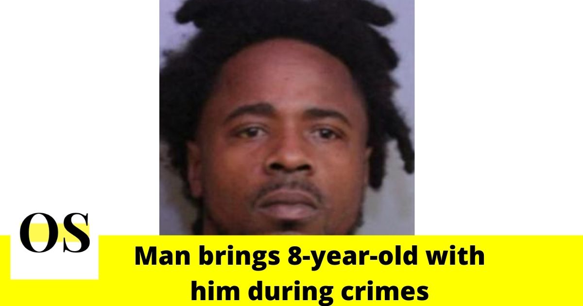 Lake Wales man brings 8-year-old with him during crimes to 'toughen him up', says Polk County Sheriff's Office 1