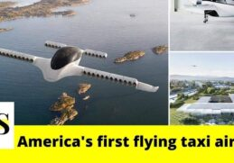 America's first flying taxi airport in Orlando 1