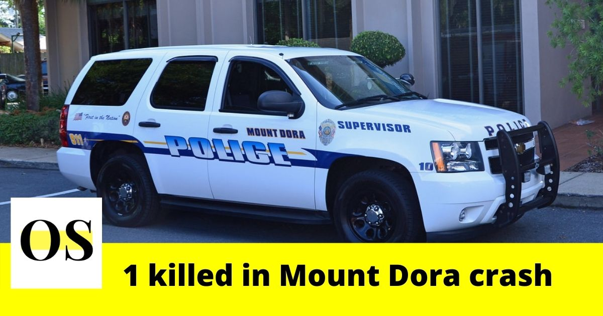 43-year-old man killed in crash in Mount Dora 1