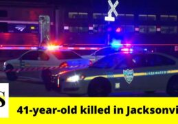 41-year-old man killed in a crash in Jacksonville 5