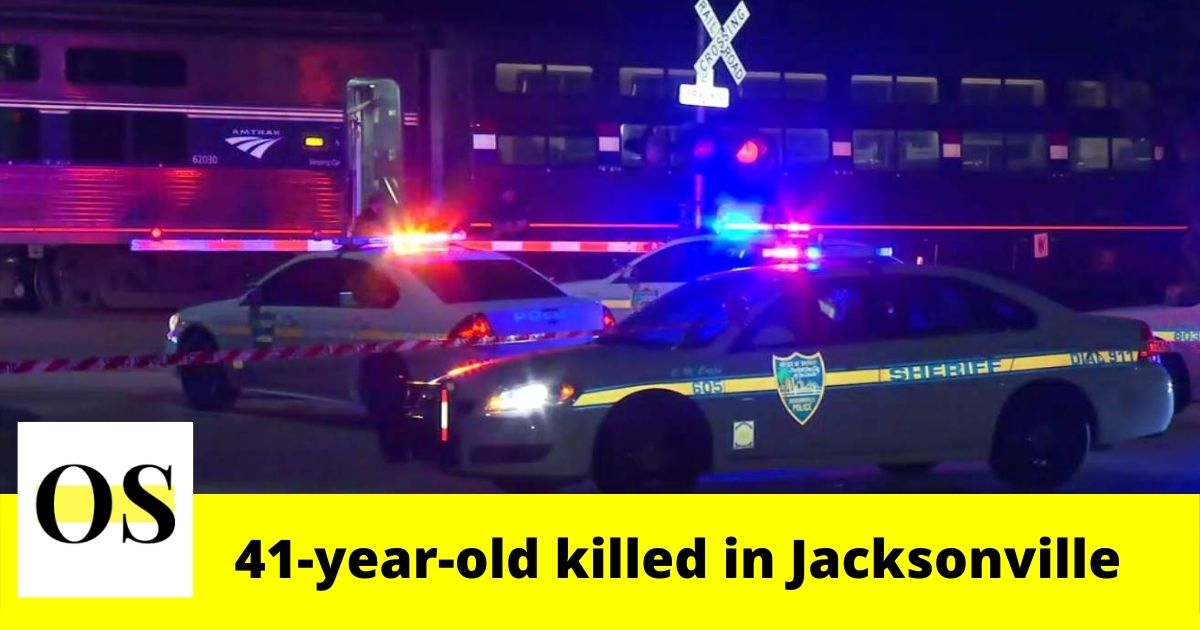 41-year-old man killed in a crash in Jacksonville 1