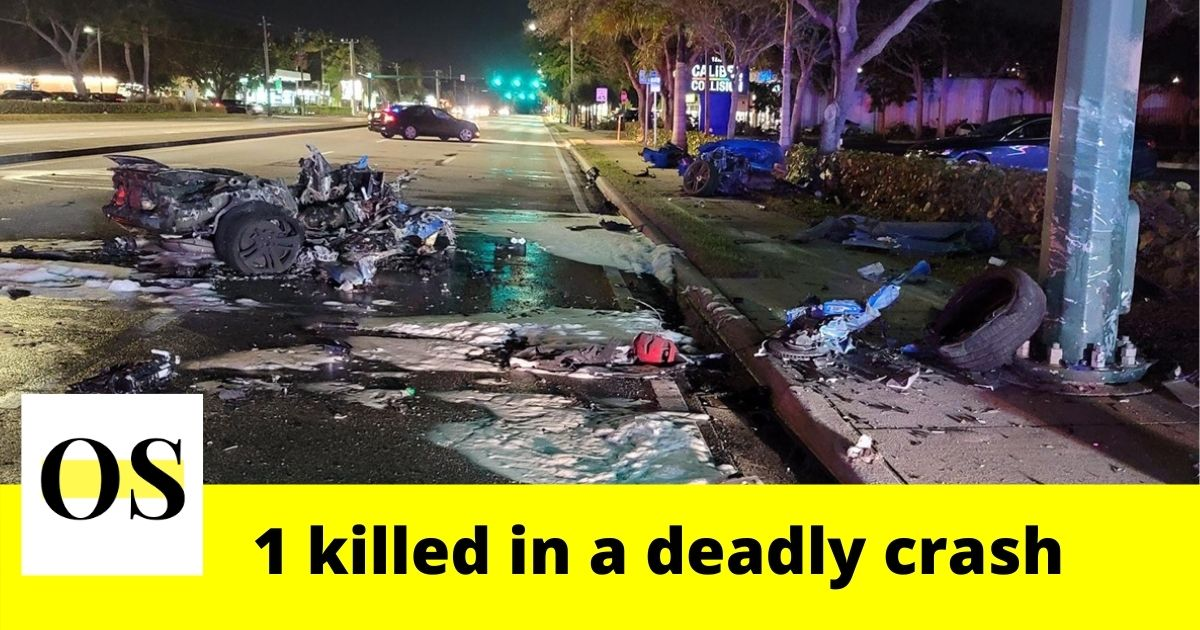 47-year-old man killed in a crash in Naples 2