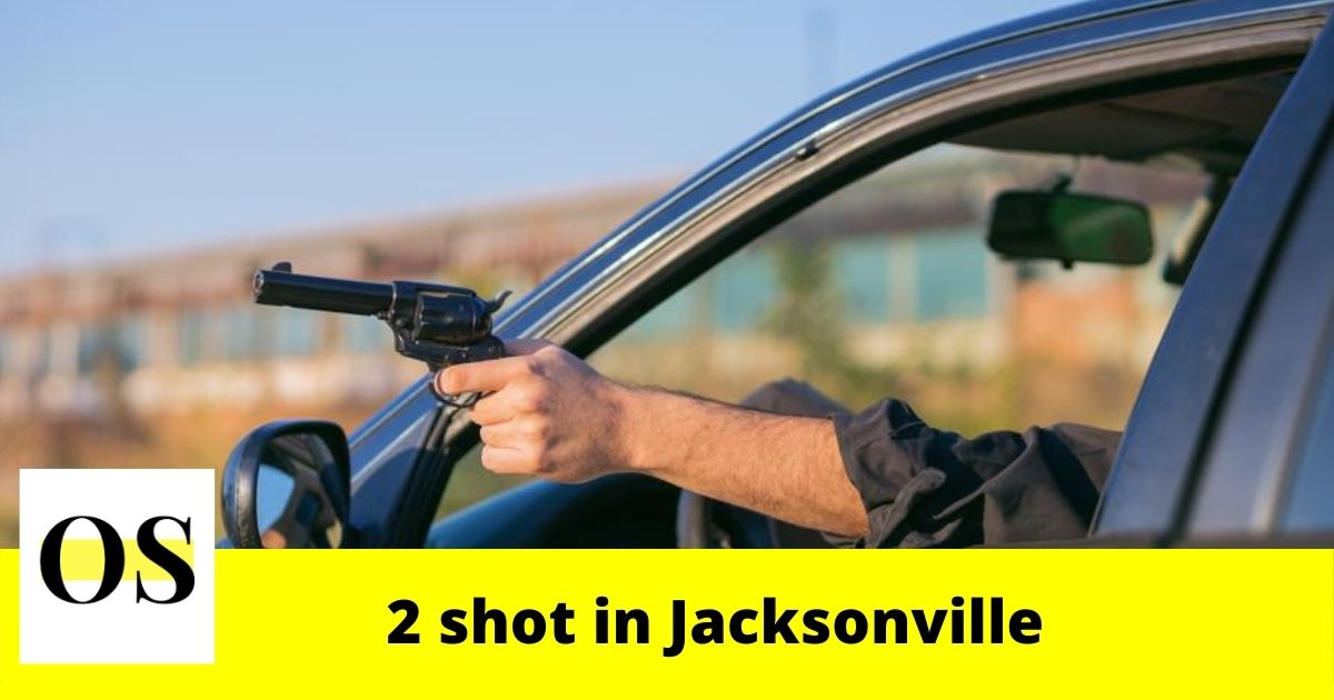 2 men shot on I-95 in Jacksonville 4