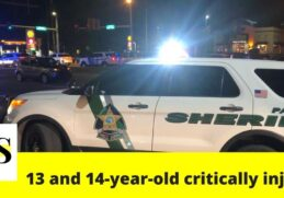 13 and 14-year-old boy critically injured in a crash in Hudson 1