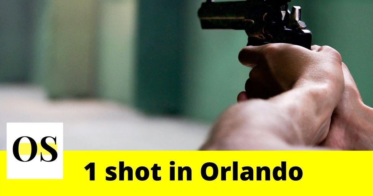 1 shot in Orlando early Thursday 3