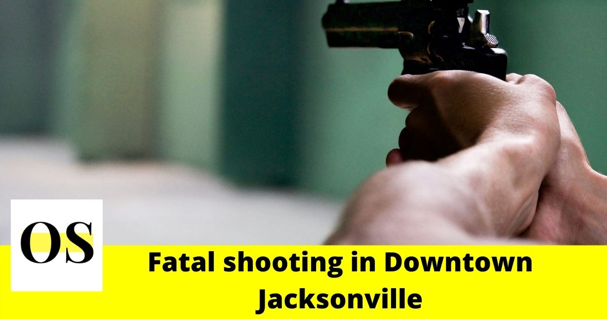 Man shot multiple times in Downtown Jacksonville 1