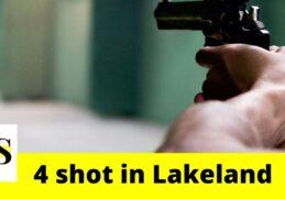 4 people shot in Lakeland 3