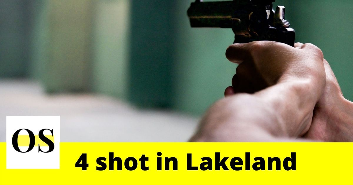4 people shot in Lakeland 3