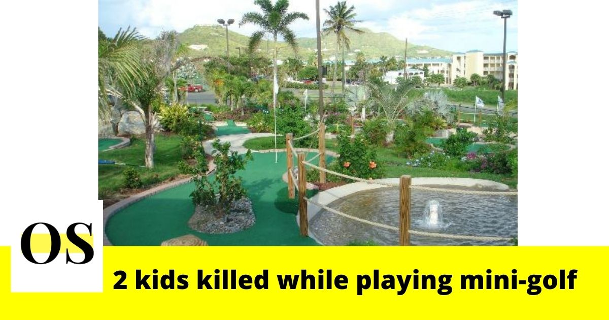 4-year-old boy and 6-year-old girl killed while playing mini-golf in Panama City Beach 1