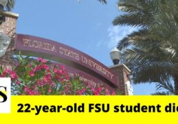 22-year-old FSU student found unresponsive at fraternity house dies 1