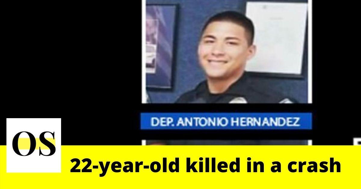 22-year-old Florida deputy died in a crash on Bradenton 1