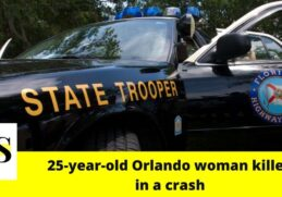 25-year-old woman killed in a crash in Orlando 7