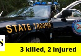 3 killed, 2 injured in a deadly head-on crash on I-95 6