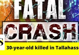 30-year-old man killed in a fatal crash in Tallahassee 12