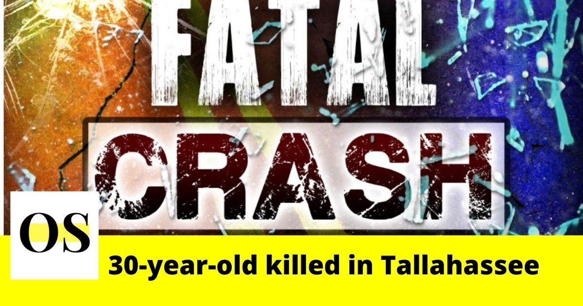 30-year-old man killed in a fatal crash in Tallahassee 3