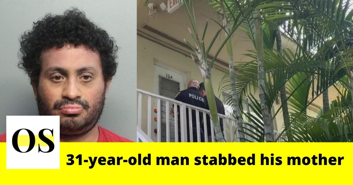 31-year-old man arrested for killing his mother in Miami Beach 1
