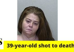 41-year-old woman killed a wrong guy in Marion County who she accused of stealing 6
