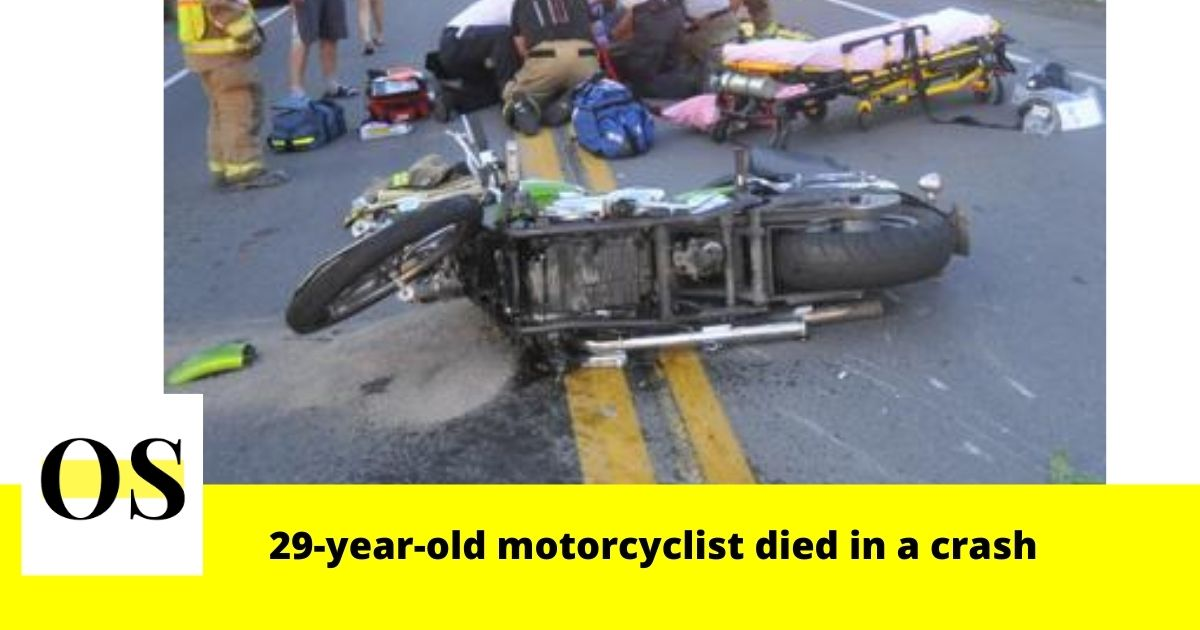 29-year-old motorcyclist dies in crash in The Villages 3