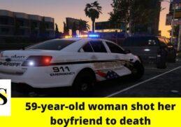 59-year-old woman shot her boyfriend to death in Daytona Beach 7